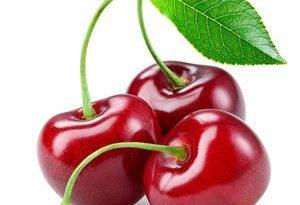 Cereza Cherry frutas del bosque