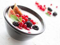 frutas del bosque comer desayuno