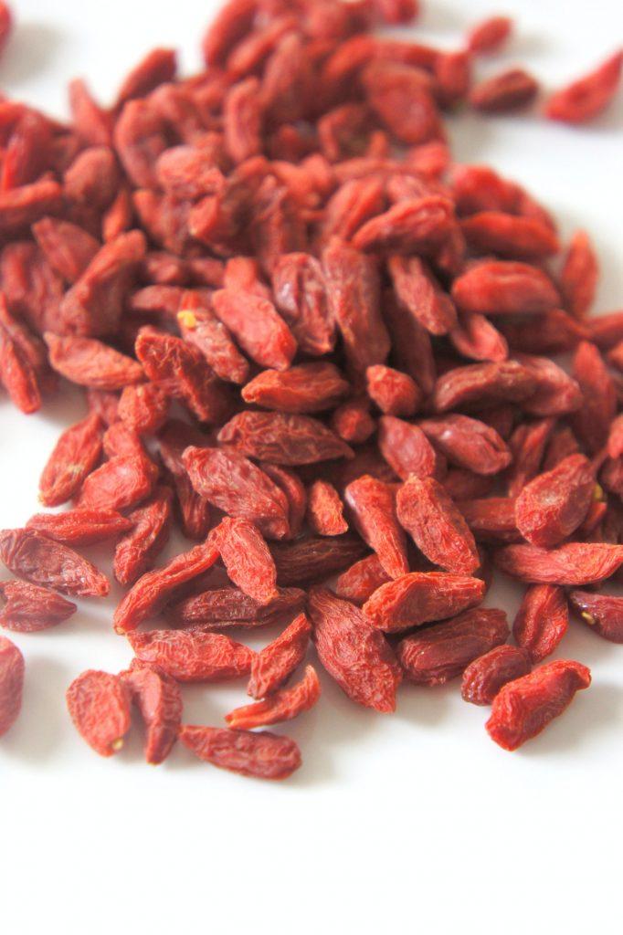 bayas goji berry propiedades y beneficios