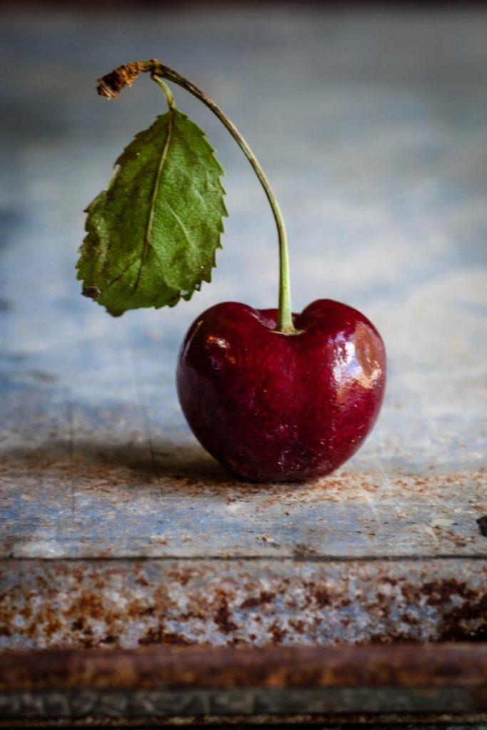 cherry cerezas recetas