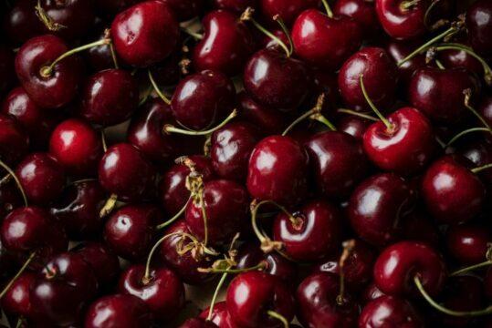 comprar cerezas y picotas