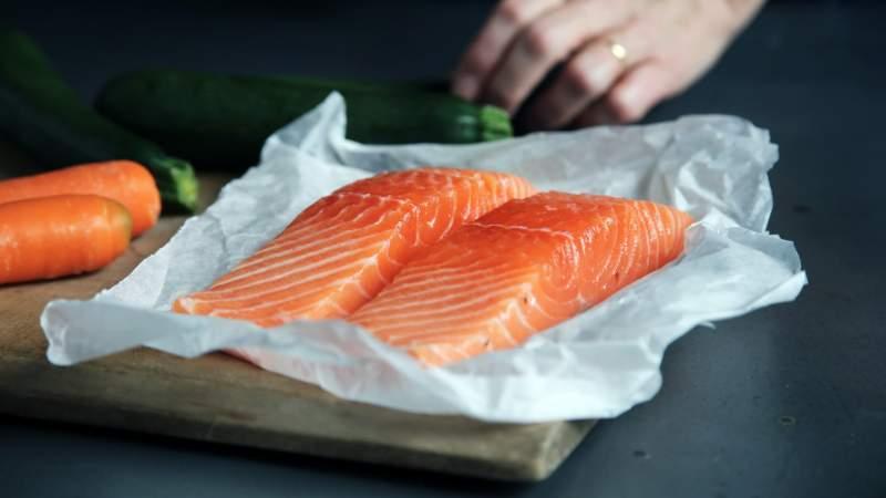 salmon dieta paleo