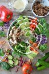 ensalada dieta paleo