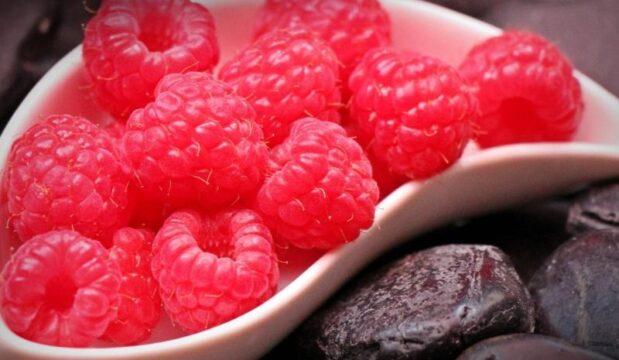 frambuesas valor nutricional