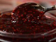 receta mermelada frambuesas
