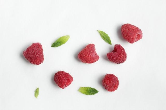 frambuesas frescas